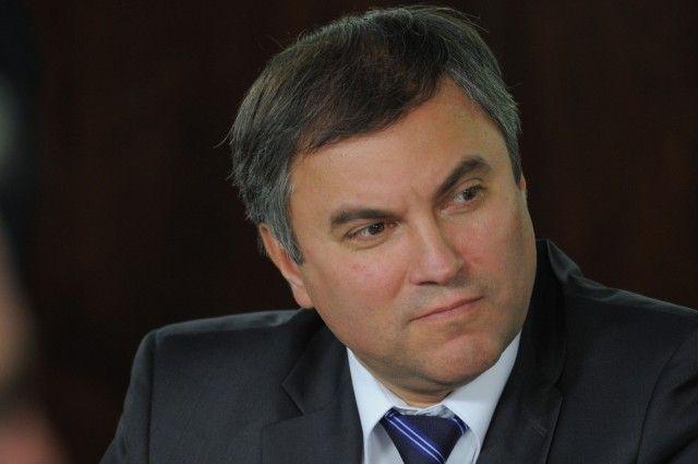 Володин рассказал о самом долгожданном законе, принятом в эту сессию ГД photo