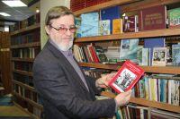 Владимир Анисимов считает, что будущее общественной библиотеки – за краеведческой литературой.
