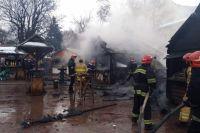 Во Львове на рождественской ярмарке произошел взрыв: есть пострадавшие