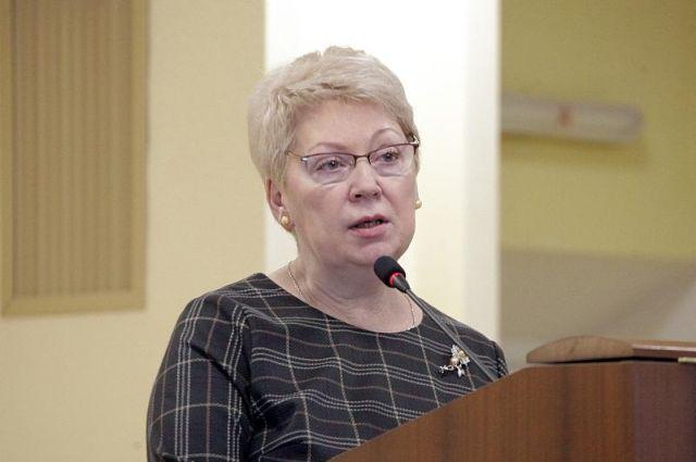 Васильева: в российских школах появятся старшие и ведущие учителя photo