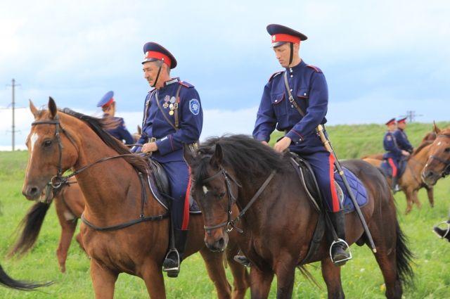 Тюменские казаки подвели итоги своей деятельности в 2018 году