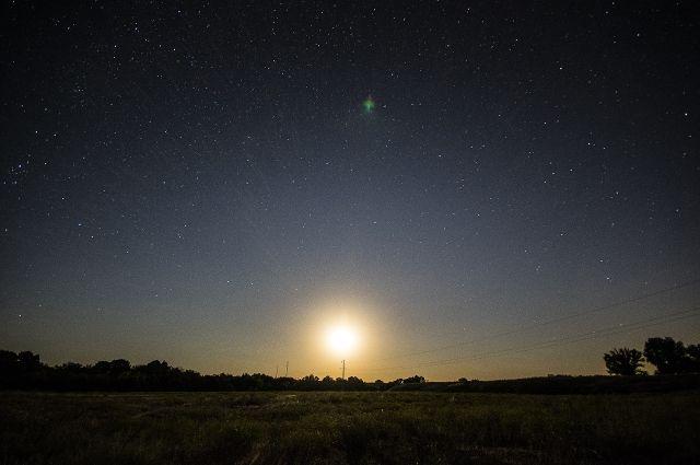 Тюменцы увидят звездный дождь без телескопа