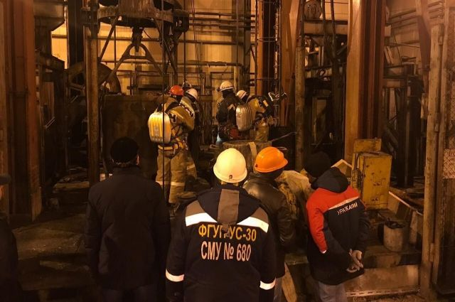 Губернатор заявил об отсутствии шансов на спасение горняков в Соликамске photo