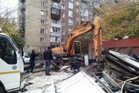 Ларьки должны исчезнуть в Ленинском и Кировском районах.