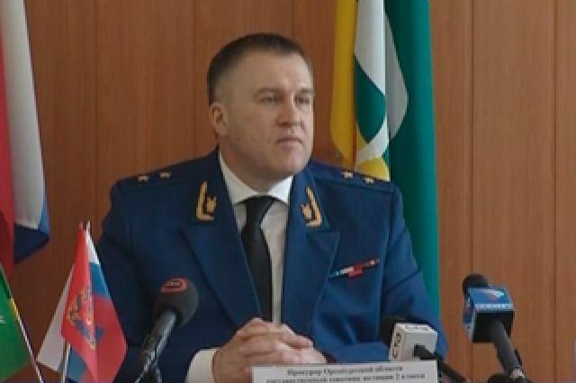 Игорь Ткачев назначен замгенпрокурора России.