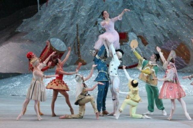 В Оренбурге будет проведена прямая трансляция балета из Большого театра.