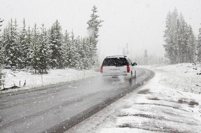Водителей призывают к особой осторожности.