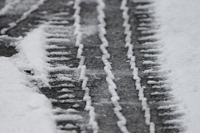 В Абдулинском районе в ДТП на автодороге «Казань-Оренбург» погиб пешеход.