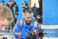 В Тюменской области выбрали лучшего спасателя