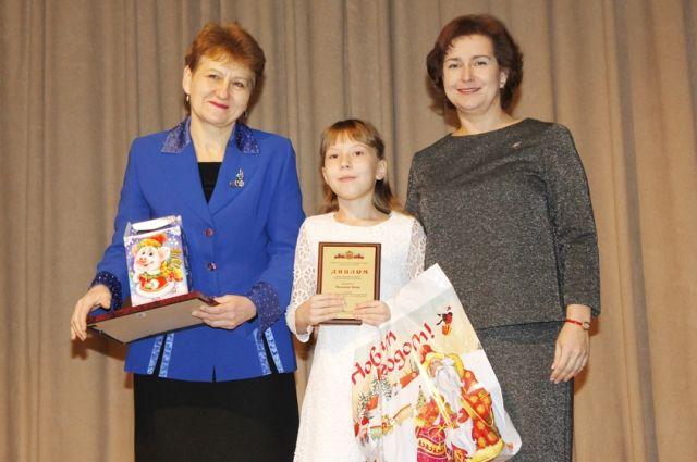 В Оренбурге наградили лауреатов конкурса «Молодые дарования Оренбуржья»
