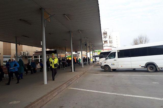 Тюменский автовокзал отменил некоторые рейсы между городами и за границу