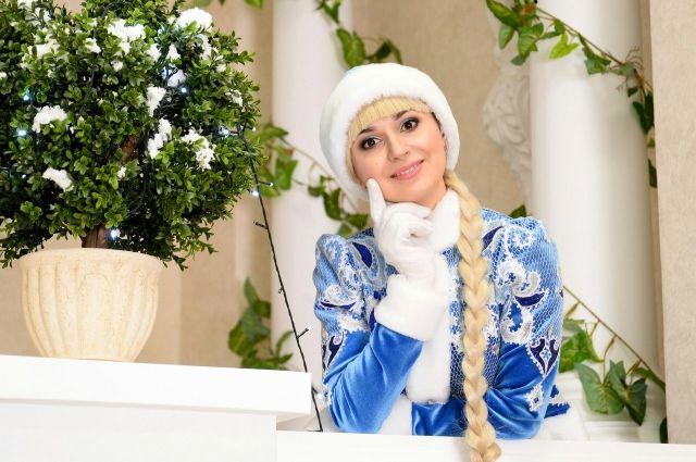 Впервые в истории Съезда Дедов Морозов дебютантка конкурса стала его победительницей.