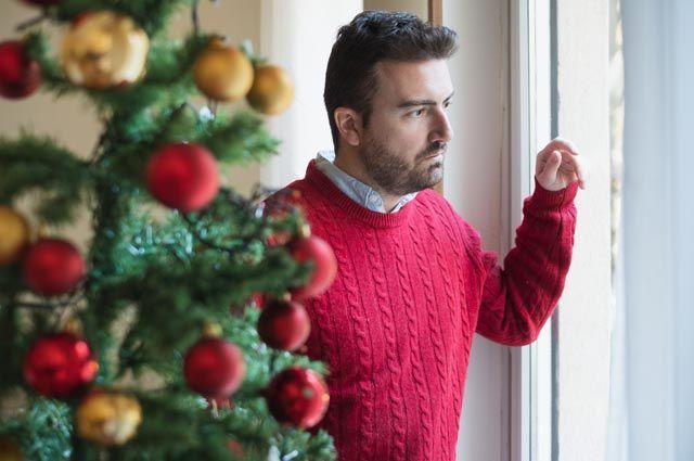 Черный Новый год. Как побороть праздничную депрессию?