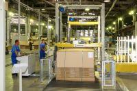 За время участия в проекте производительность труда на производстве гофротары выросла на 10%. Простои сократились с 20% до 18%. Выросла средняя скорость работы цеха.