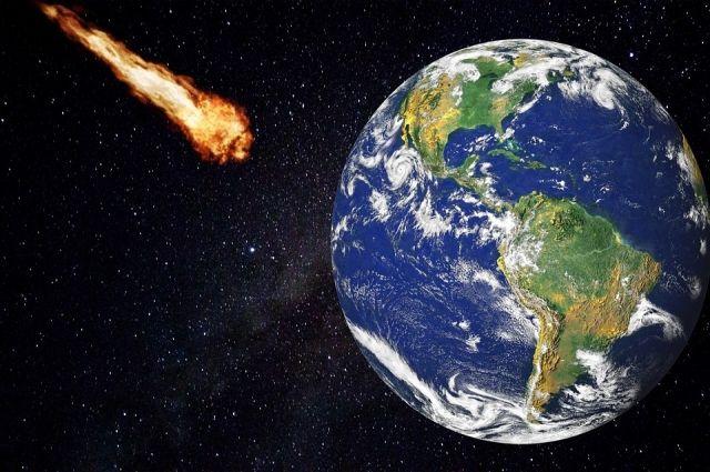 Выясняют, был ли метеорит в крае?