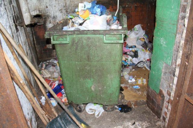 В Соль-Илецке признательные показания дал похититель мусорных баков.