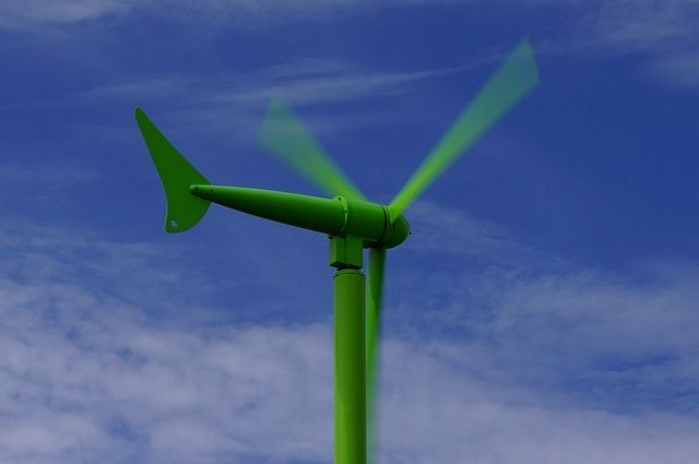 Тюменские студенты презентовали разработки арктических ветрогенераторов