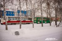 Трамваи будут ездить на каникулы по маршруту выходного дня.
