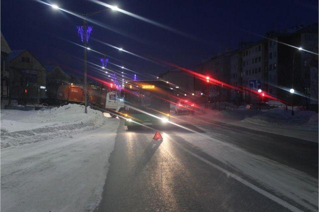 Сводка ГИБДД: 24 декабря на Ямале зарегистрировано семь ДТП
