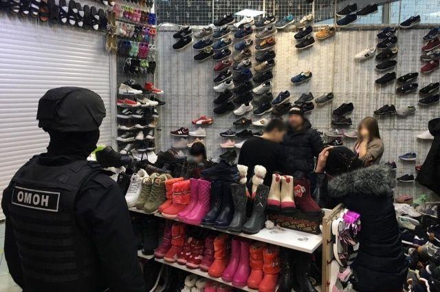 В Оренбурге известному бренду нанесен особо крупный ущерб.