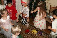 Чем больше малышей в доме, тем веселей праздник в семье Жугановых.