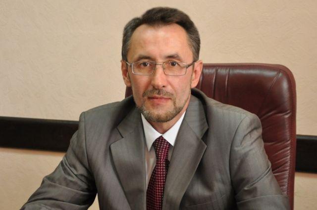 Из администрации Оренбурга уволился Андрей Воронин.