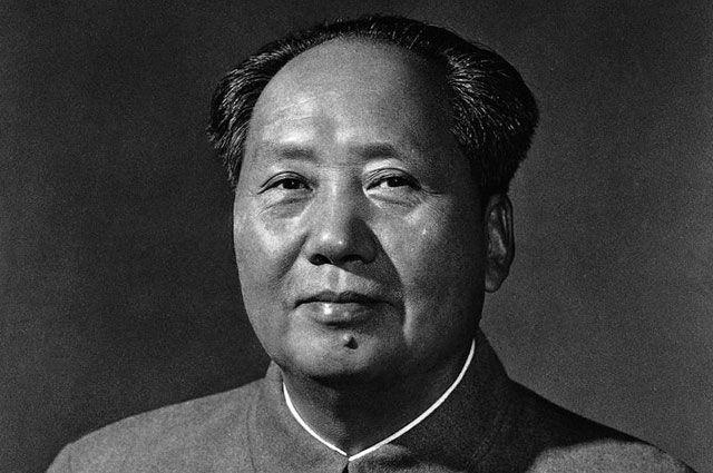 Мао Цзэдун, 1963 г.