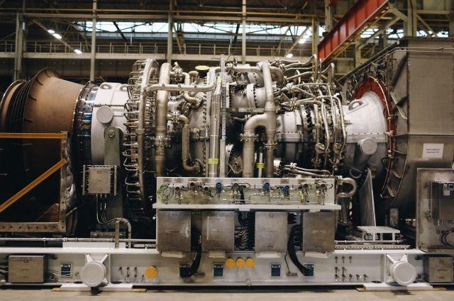 24 декабря завершились изготовление и успешные ходовые испытания газотурбинного привода.