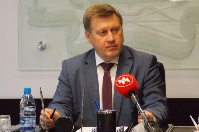 Анатолий Локоть подвёл итоги 2019 года.