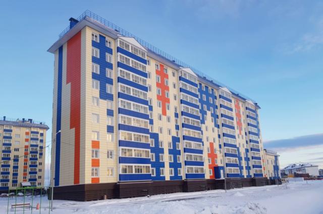 В Тазовской тундре планируют построить жилой микрорайон