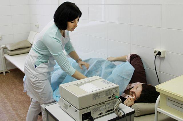 Аппарат помогает увидеть, как работает сердце ребёнка, и вовремя заметить начало родов.