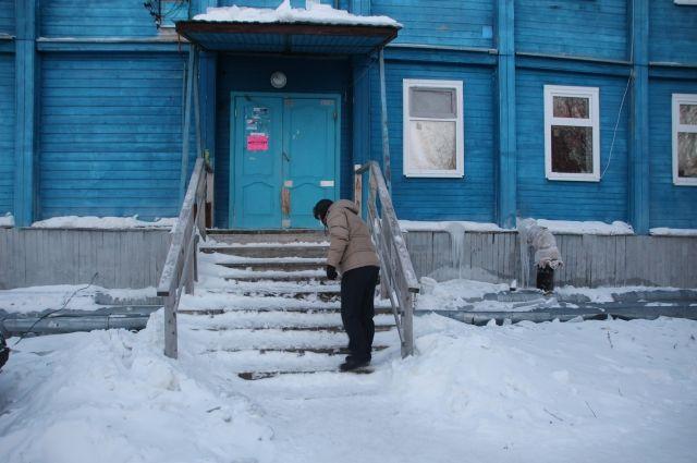 На салехардские УК составлено 15 актов за плохую уборку снега