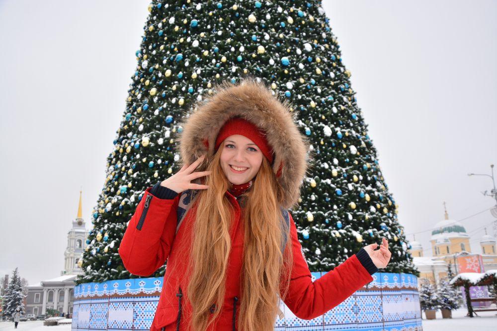 Юлия Кугеева желает тулякам, чтобы все поставленные цели были исполнены в новом году, ведь мы сами творцы своего счастья.
