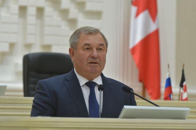 Алексей Прасолов раскритиковал принятые «мусорные» тарифы