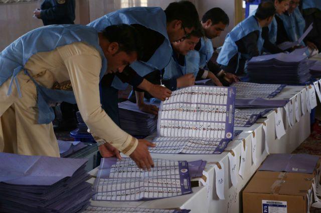 парламентские выборы в Афганистане, 2018 год, архивное фото