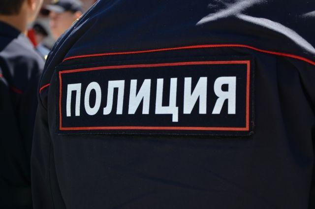 Полицейские задержали подозреваемого в грабеже