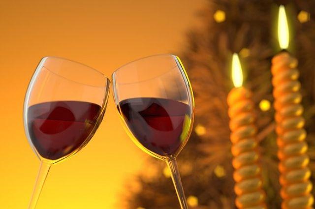 Нам водки не надо – мескаля давай! Чем угощаются на Новый год за рубежом?