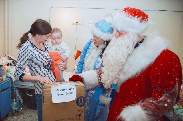 Все собранные во время мероприятия средства направят в фонд помощи детям «Дедморозим».