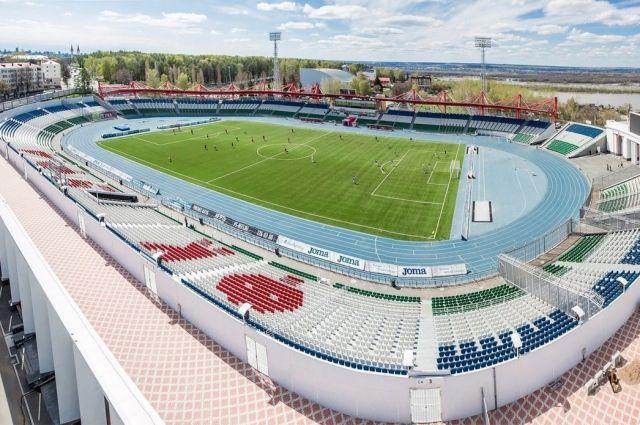 В Уфе должна появиться альтернатива стадиону