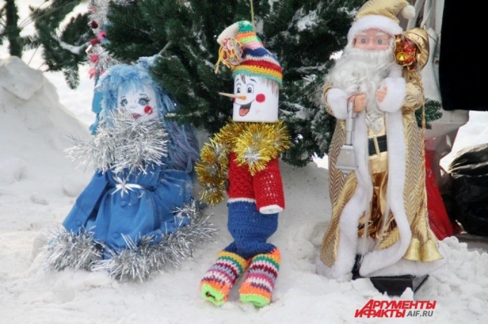 Любой желающий смог самостоятельно оценить эти насаждения в самом центре Иркутска.