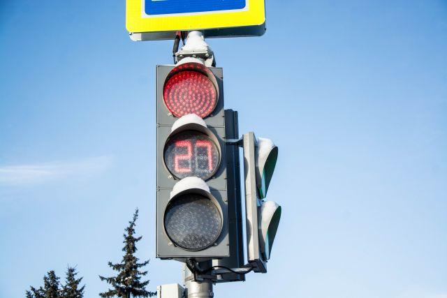 Во время праздников реверсивное движение на проспекте Советском работать не будет.