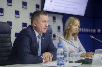 Руководство компании СГК в Новосибирске.