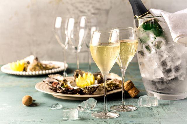 Опасно ли запивать баранину шампанским?