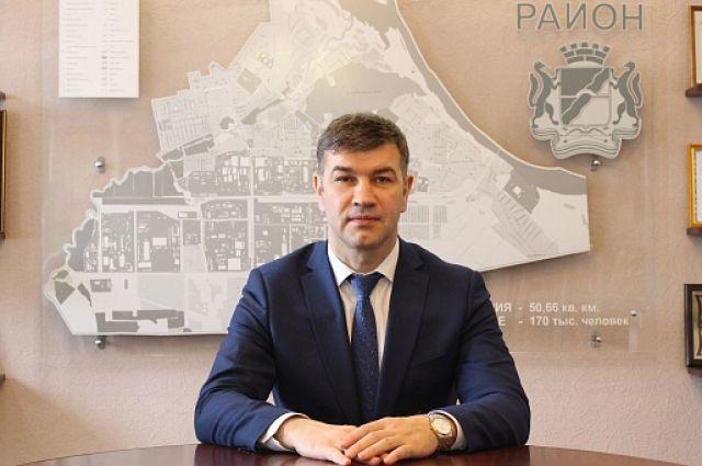 В должности главы района Гончаров проработал почти пять лет.