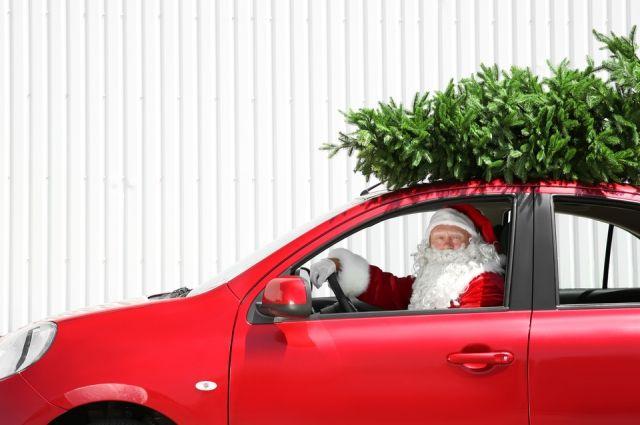 «Оннастоящий». Как живет ичем занят официальный Санта Клаус вСША