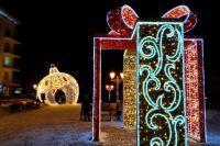 раздничный перфоманс «Театр новогодний» стартует на Соборной площади