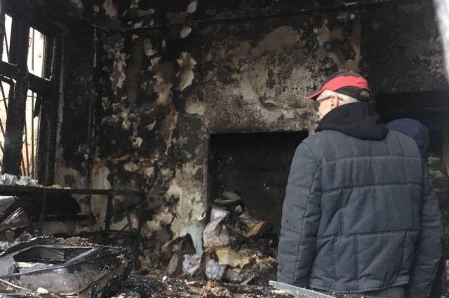 Пожар в зоопарке Одессы: из огня спасли двух животных