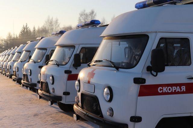 Все машины оснащены медицинским оборудованием в соответствии с классом.