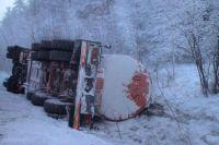 В пожарно-спасательной части Суксуна рассказали, что ДТП произошло вечером на 138-м километре дороги Пермь-Екатеринбург.