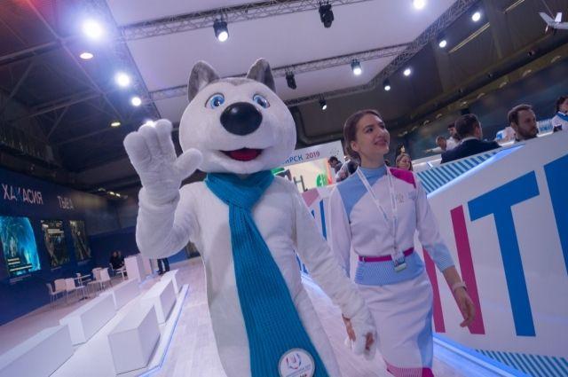 Универсиада состоится в Красноярске со 2 по 12 марта.